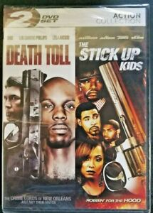 Death Toll/The Stick Up Kids (2-Pack) [2011 DVD] ALL NEW!