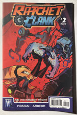 Wildstorm 2010 Ratchet & Clank #2 - Comic Based On PlayStation Game - NM