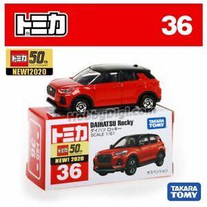 Tomica No 36 - Daihatsu Rocky