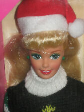 HOLIDAY SEASON BARBIE SPECIAL EDITION -MINT IN BOX-1996