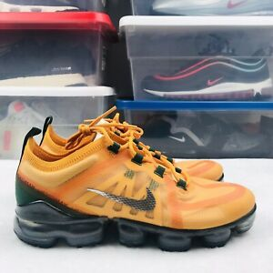 """Nike Air Vapormax Men's 2019 """"Canyon Gold"""" Running Shoes Size 8 New AR6631-700"""