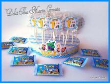 """Kit Compleanno Personalizzato Festa Party """"BABY TV"""" nome età"""