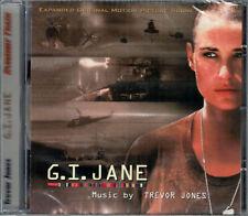 SC - G.I. JANE / RUNAWAY TRAIN (Complete Motion Score) Trevor Jones