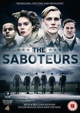 THE SABOTEURS (2015): aka The Heavy Water War: COMPLETE TV Series - NEW DVD UK