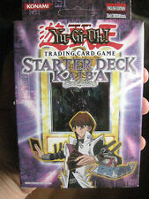 Yu-Gi-Oh Starter Deck Kaiba Evolution 1st Ed. Rare NEW Factory Sealed GEM Mint !