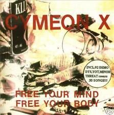 Cymeon x Free your Mind DYS Yot Minor Threat covers RAR
