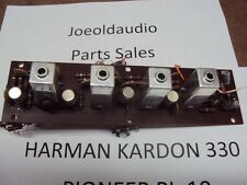 Harman Kardon Three Thirty Original FM IF Board. Tested Parting Out 330