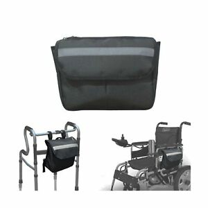 Wheelchair Side Bag Armrest Accessories - Be Hung On The Side with Reflective...