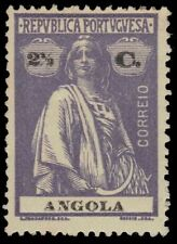 "ANGOLA 123 (Mi147a) - Ceres Definitive ""1914 Printing""  (pa49162)"