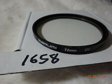 Brand Genuine Originale MARUMI 72 mm Filtro UV 72 mm sicurezza protezione UV