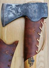 Handmade Leather overstrike for Gransfors Bruk Small Forest Axe