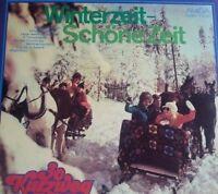 Jo Kurzweg (Orch.) Winterzeit-Schöne Zeit (AMIGA, 1976) [LP]