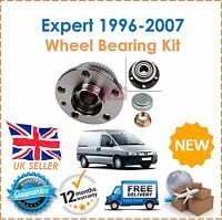For Peugeot Expert 1.6 1.8 1.9 2.0 1996-2007 Rear Wheel Bearing Hub Kit E268437