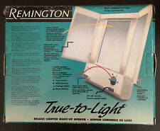074590105223 Lighted Make Up Mirror Remington Adjustable Side Mirrors Makeup