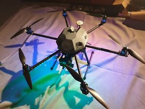 Tarot 680 Pro Hexacopter + Akkus + Ersatzteile