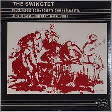 SWINGTET: Chuck Hedges, Bobby Roberts, Wayne Jones SEALED Jazz VINYL LP 1982