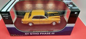 Ford XY GTHO Phase 3 Diecast Model Car 1:32