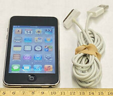 Apple iPod Touch 3rd Gen 32GB A1318 MC008LL Black W/USB CORD