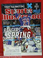 Sports Illustrated, June 2, 2014 RANGERS SPRING, Ryan McDonagh, Troy Tulowi