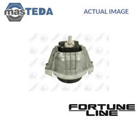 FORTUNE LINE RIGHT ENGINE MOUNT MOUNTING FZ90765 I NEW OE REPLACEMENT
