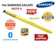 S Pen For Samsung Galaxy Note 9 Bluetooth NEW Replacement Original Stylus YELLOW