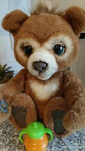 Hasbro FurReal Cubby The Curious Bear Plush Toy