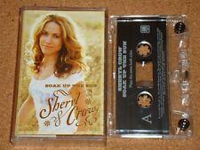 SHERYL CROW - Soak Up The Sun - rare cassette tape single