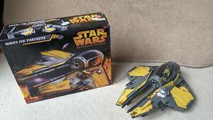 Star Wars Anakin's Jedi Starfighter Revenge of the Sith