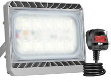 Gosun Super Bright 50W LED Floodlight, CREE SMD5050, IP65 Waterproof, 4500lm