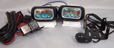 ADD-ON H3 UNIVERSAL FOG LIGHT LAMPS HARNESS BRACKET for CAR SUV VAN TRUCK PICKUP