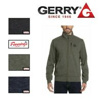 NEW! SALE! Gerry Men's Full Zip Sweater Jacket VARIETY Size an Color! E52