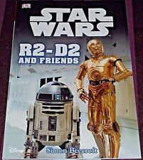 STAR WARS - R2-D2 AND FRIENDS -32 PAGE BOOK- (BRAND NEW)