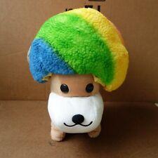 "Afro Ken Rainbow Dog Push 14"""