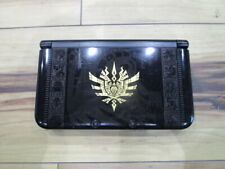 Nintendo 3DS LL XL Console Monster Hunter ver. w/touch pen Japan C192