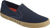 Men's Sperry Top-Sider Maritime H2O Slip-On Sneaker Navy/Gum Mesh/Neoprene Size