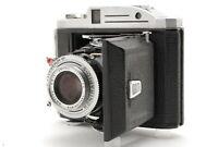 【EXC+++++】KONICA PEARL II Rangefinder Camera 6x4.5 Hexar 75mm F/3.5 From JAPAN