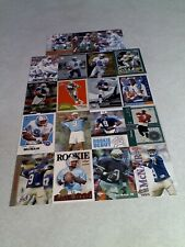 Steve McNair:  Lot of 160+ cards.....127 DIFFERENT / Football