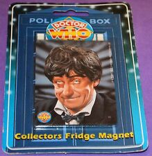 """FRIDGE MAGNET All Dr Who/'s  *NEW* Regeneration special 75mm 3/"""" *Great gift*"""