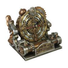 Time Chronambulator - Desk Clock - Alchemy Gothic Empire Steampunk V26
