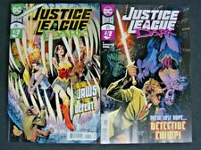 DC UNIVERSE JUSTICE LEAGUE DARK # 25 AND DC UNIVERSE JUSTICE LEAGUE DARK # 26