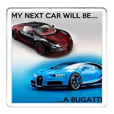 BUGATTI COASTER. Matching Mug Available My Next Car Will Be A Bugatti