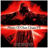"""GREGORIAN """"MASTERS OF CHANT CHAPTER VII""""  CD NEU"""