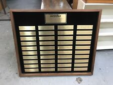 Supervalu Des Moines Division Warehouse Plaque 1937 To 1968 Retailers Ad
