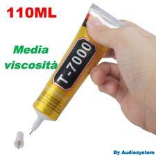 COLLA MULTIUSO T7000 110ML T-7000 ADESIVA RIPARAZIONE FRAME DISPLAY SAMSUNG APPL