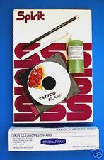 Tattoo Kit Stencil Carbon Paper Flash CD Green Soap Greensoap Pen Pencil Swabs