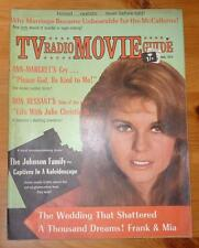 TV RADIO MOVIE GUIDE Vol 3 No 5 OCT 1966 ANN MARGRET FRONT COVER JULIE CHRISTIE