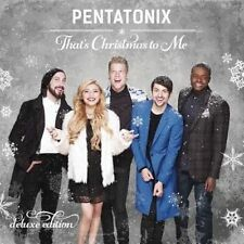 That's Christmas to Me [Deluxe Edition] by Pentatonix (CD, Oct-2015, RCA)