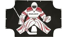 "Bauer 72"" Pro Sharpshooter Shooting Target Hockey Ball or Puck Fits 6' x 4' Nets"