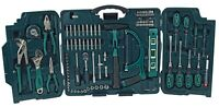 Mannesmann Tool Set Box 89 Pieces German Quality Multiple Uses Chrome Vanadium