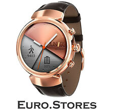 ASUS ZenWatch 3 WI503Q Smart Watch Android/iOS Brown/Rose Gold Genuine New